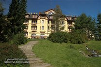 Grand Hotel Stary Smokovec in 2014 :-)